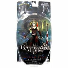 "DC COMIC COLLECTIBLES BATMAN ARKHAM HARLEY QUINN 6"" FIGURE SERIES 1"