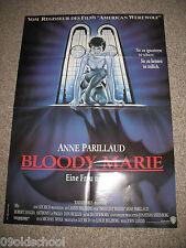 BLOODY MARIE Kinoplakat HORROR ARTWORK R. CASARO Innocent Blood Anne Parillaud