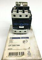 Telemecanique Square D LP1D8011BD Contactor 24VDC Coil 37KW 60HP 460V 3P 125A