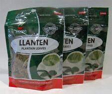 Llanten Hierba (Llanten Leave) 3 Bags