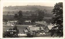 Wichford / Whichford near Stratford on Avon # 23 by Percy Simms.