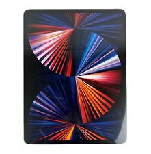 "Apple iPad Pro 12.9"" M1 Chip 5th Gen,128GB, Wi-Fi, Space Gray (FREE OVERNIGHT)"