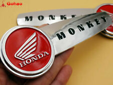 Petrol Tank Badges Emblem Decals L/R Set for Honda Monkey Bike 50 Z50 Z50J NEU