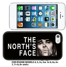 IAN BROWN ICON  ROSES  NORTHERN LEGEND RETRO  GEL  IPHONE CASE COVER
