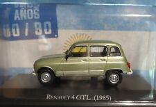 Renault 6 GTL  Argentina  autos inolvidables Rare Diecast 1:43