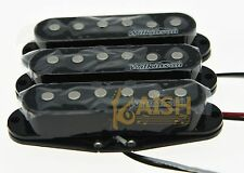 Wilkinson Lic Vintage Voice Single Coil Pickups for Strat Black
