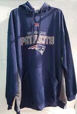 New England Patriots performance fleece hoodie 3XL