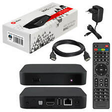 MAG 349 W3 WIFI WLAN IPTV HEVC H.265 Streamer Internet TV IP Dualband Bluetooth