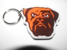 Cleveland Browns Dawg Acrylic Key Ring