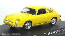 1/43 FIAT 750 RECORD MONZA ABARTH 1958 NOREV HACHETTE DIECAST