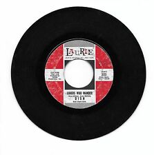 Laurie Records 45 RPM Record  DION  Lovers Who Wander & I Was Born To Cry