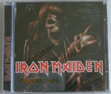 IRON MAIDEN GREATEST HITS CD MADE IN BRAZIL 13 TRACKS ONLY 1000 COPIES ####