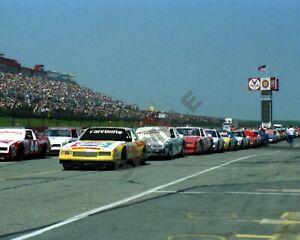 1980s Darrell Waltrip Pepsi Winston Cup Starting Line Up Photo 35mm Negative Lot