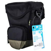 JJC Polyester DSLR Camera Protector Shockproof Shoulder Bag Case For Canon Nikon