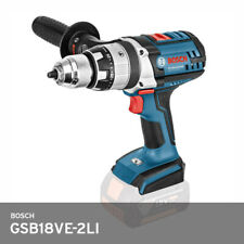 Bosch GSB18VE-2LI Professional Cordless Impact Drill 6lb Keyless 85Nm /Bare Tool