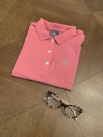 🐊Women's Lacoste Polo Collared Shirt Size 40