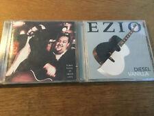 Ezio [2 CD Alben] Diesel Vanilla + Black Boots on Latin feet