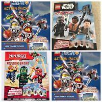 Lego Action Pack Star Wars Ninjago Ninja   Nexo Knights BNIB Lego Xmas Gifts