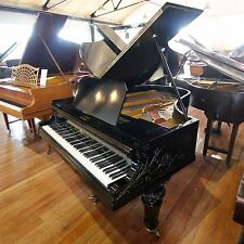 Hagspiel Black Baby Grand Piano at Sherwood Phoenix - SUPER SUMMER SALE NOW ON