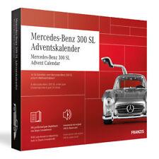 Franzis Adventskalender Mercedes-Benz 300 SL Autobausatz Bausatz Baukasten