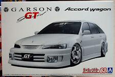 1997 Honda Accord Wagon Garson GT Geraid JDM 1:24 Aoshima 057971