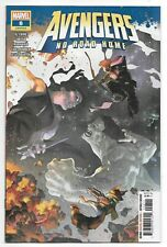 Marvel Comics AVENGERS NO ROAD HOME #8 first printing