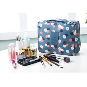 Girl Makeup Ladies Outdoor  Women Cosmetic Bag Women fashion Organizer Box