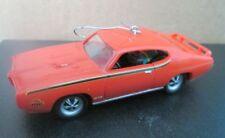 1969 Pontiac GTO The Judge Hallmark Keepsake Collector's Series Ornament (2000)