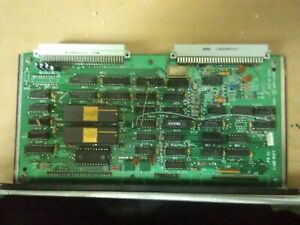 Vintage Tandy TRS 80 Model 2000 Hard Drive Controller Card tested working.