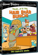 Help! It's the Hair Bear Bunch!: Complete Hanna Barbera TV Series Box / DVD Set