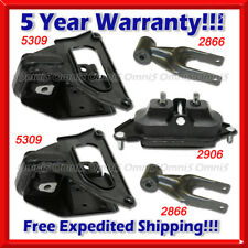 L110 Fit 2005-2009 Buick Allure/LaCrosse 3.6L 3.8L Engine Motor Mount Set 5pcs