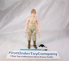 "Star Wars Black Series 40th 6"" Inch Luke Skywalker Dagobah Loose Figure COMPLETE"