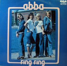 ABBA Ring Ring LP - OZ Jeans Cover