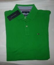 NWT Mens Tommy Hilfiger S/S Polo Shirt~GREEN~MED