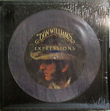 Don Williams - Expressions  (Promo Pic Disc) ('78)  (of The Pozo Seco Singers)