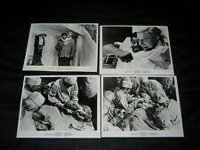 6 8X10 Original press kit photos THING WITH TWO HEADS Rosey Grier RAY MILLAND