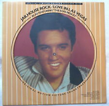 ELVIS PRESLEY - Jailhouse rock / Love in Las Vegas - LP > Limited Picture Disc