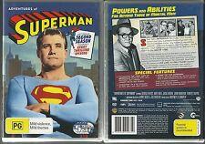 ADVENTURES OF SUPERMAN ORIGINAL COMPLETE SEASON TWO GEORGE REEVES NEW 5 DVD SET