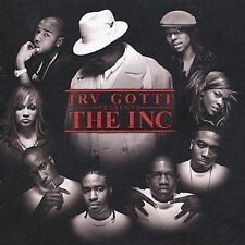 Irv Gotti Presents: The Inc (CD) SHIPS NEXT DAY R&B Soul Music