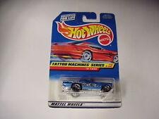 1957 Thunderbird Tattoo Machines Series Hot Weels Car by Mattel Cars B-129