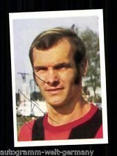 Erwin hermandung Hertha BSC Bergmann SB WM 1974 sign.