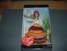 NEW I LOVE LUCY BARBIE DOLL  LUCY  PLAYS GYPSY BOX NEVER OPEN