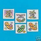WALKING WITH JESUS 12 temporary kids TATTOOS Party Good