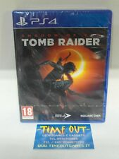 OMBRE OF LE TOMB RAIDER SONY PS4 PLAYSTATION 4 NEUF SCELLÉ
