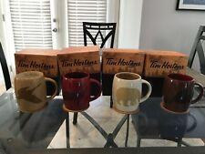 Tim Horton's Limited Edition Mugs 2016 Set of 4