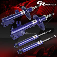 4PCS BLUE FRONT+REAR GAS SHOCK ABSORBER STRUT LH+RH FOR 03-07 NISSAN MURANO Z50