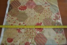 By 1/2 Yd, Patchwork on Quilting Cotton, Moda/3 Sisters/Chocolat/3846, B1088