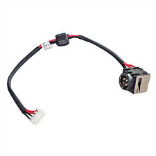 DC POWER JACK SOCKET CABLE CONNECTOR FOR TOSHIBA Qosmio X775 X770 SERIES 180W