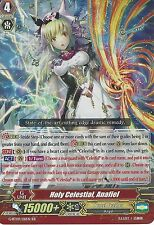 CARDFIGHT VANGUARD CARD: HOLY CELESTIAL, ANAFIEL - G-BT09/011EN RR