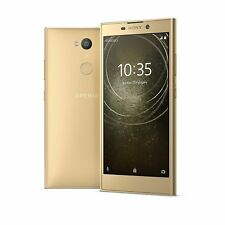 "BRAND NEW SONY XPERIA L2 H3311 5.5"" GOLD FACTORY UNLOCKED 32GB"